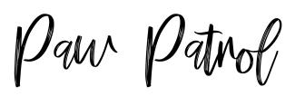 Paw Patrol Kids Party Hosts Sydney