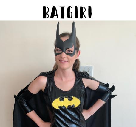 Batgirl Sydney Kids