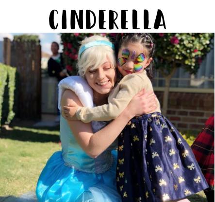 Cinderella Princess Parties Kids Sydney