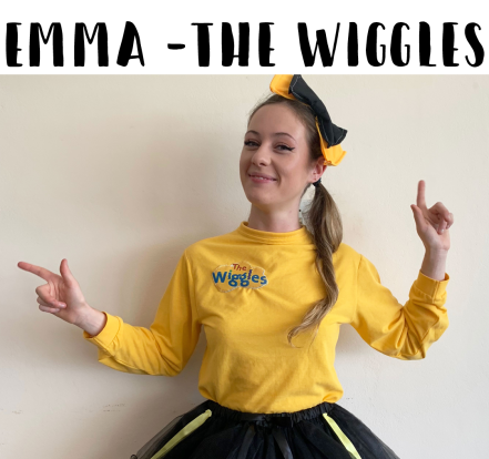 Emma from The Wiggles Children's Party Entertainer