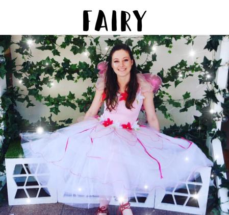 Fairy Entertainment Kids Parties Sydney