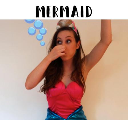 Mermaid Parties for Kids in Sydney