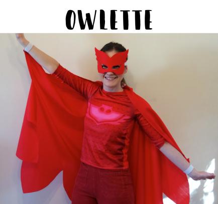 Owlette PJ Masks Kids Hosts Entertainment